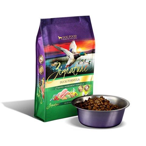 Zignature Zignature Duck Dry Dog Food