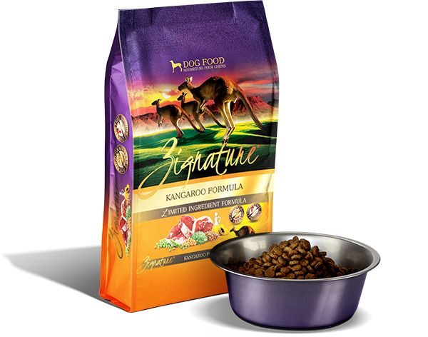 Zignature Zignature Kangaroo Dry Dog Food