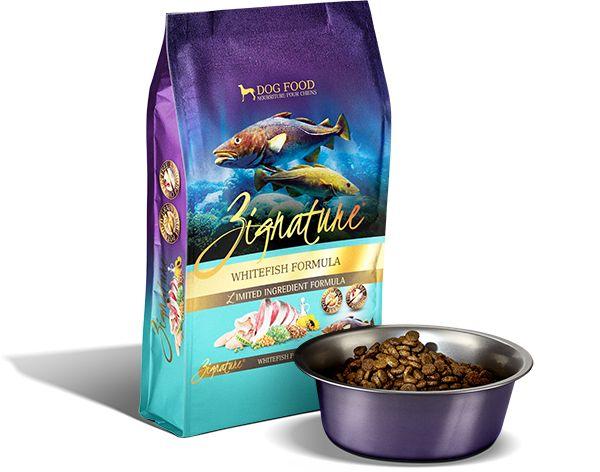 Zignature Zignature Whitefish Dry Dog Food