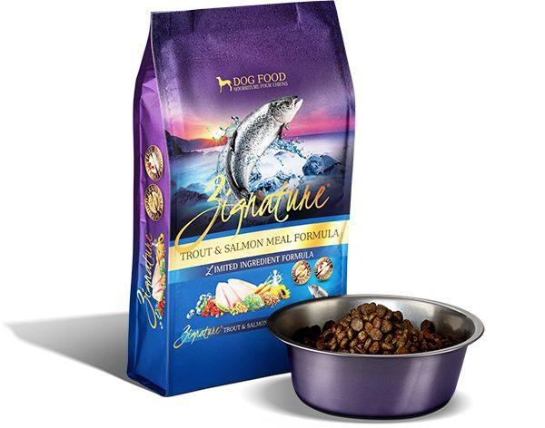 Zignature Zignature Trout/Salmon Dry Dog Food