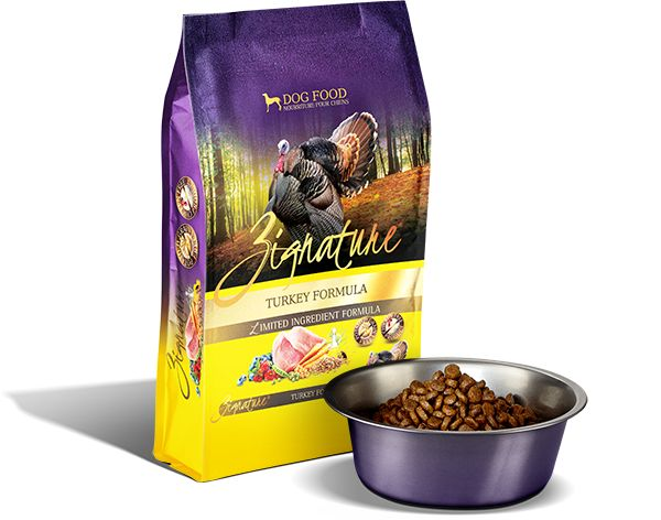 Zignature Zignature Turkey Dry Dog Food