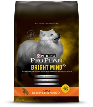 Pro Plan Pro Plan Bright Minds Adult 7+ Chicken & Rice Dry Dog Food