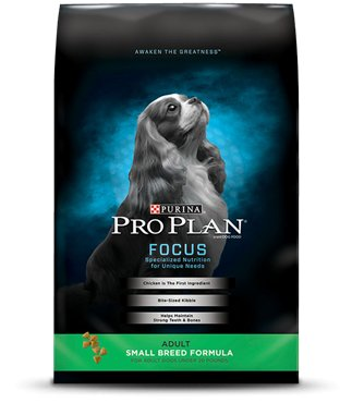 Pro Plan Pro Plan Focus Small Breed Dry Dog Food