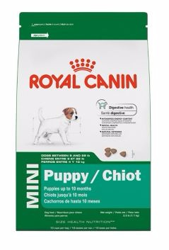 Royal Canin Royal Canin® Size Health Nutrition Mini Puppy Dry Dog Food