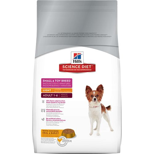 Science Diet Hill's® Science Diet® Adult Light Small & Toy Breed Dog Food