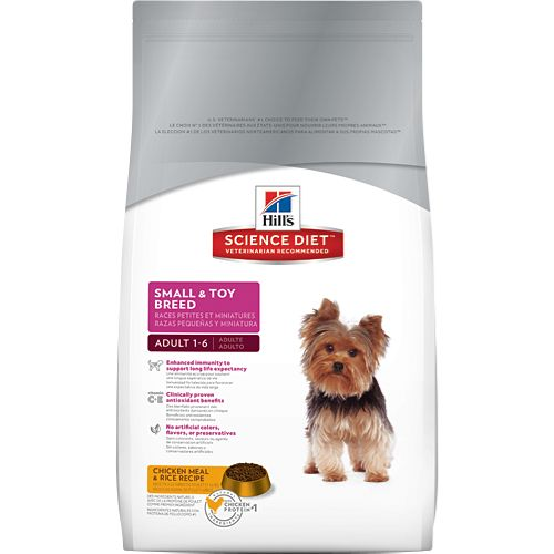 Science Diet Hill's® Science Diet® Adult Small & Toy Breed Dog Food