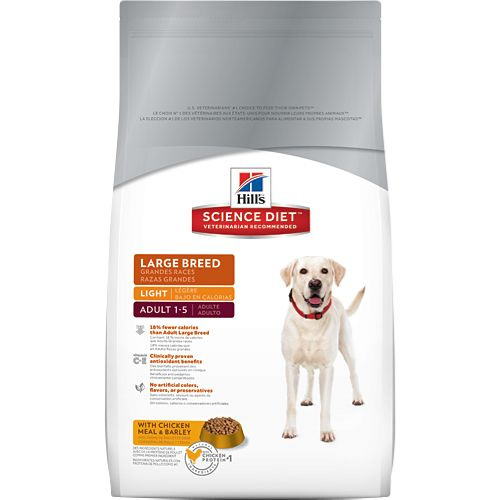 Science Diet Hill's® Science Diet® Adult Large Breed Light for Dogs