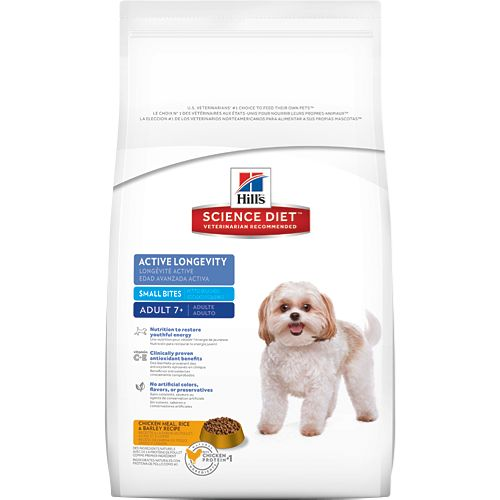 Science Diet Hill's® Science Diet® Adult 7+ Active Longevity Small Bites Dog Food