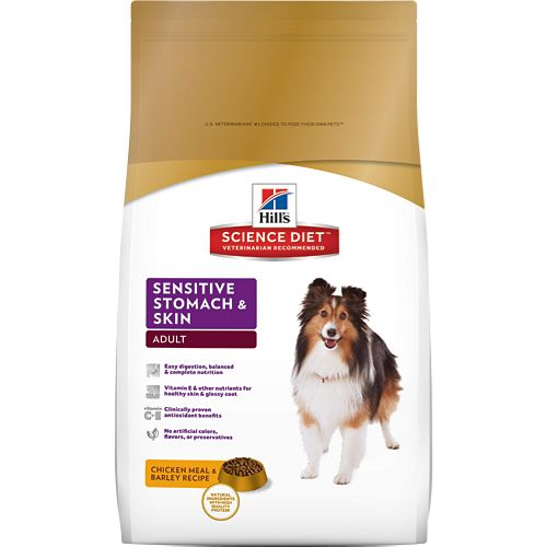 Science Diet Hill's® Science Diet® Adult Sensitive Stomach & Skin Dog Food