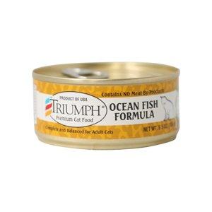 Triumph Triumph Ocean Fish Formula Cat Food
