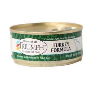Triumph Triumph Turkey Formula Cat Food