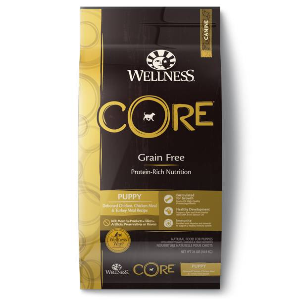 Wellness - Core Wellness Core® Grain Free Dry Formula for Puppies