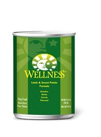 Wellness - Complete Health Wellness Complete Health Lamb & Sweet Potato Recipe for Dogs