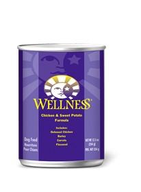 Wellness - Complete Health Wellness Complete Health Chicken & Sweet Potato Recipe for Dogs