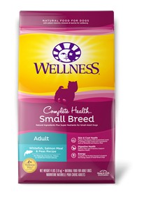 Wellness - Complete Health Wellness Complete Health Adult Health Salmon & Whitefish Recipe for Small Breed Dogs