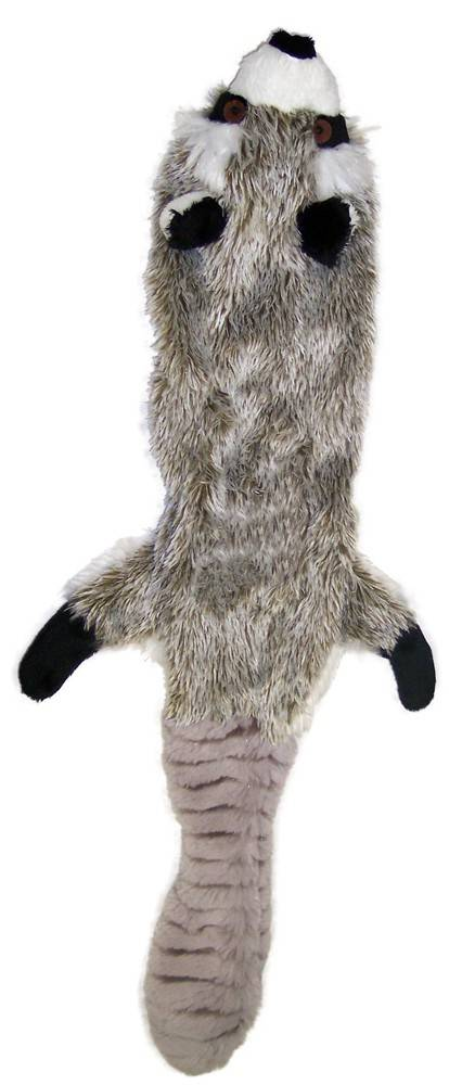 Ethical (Spot) Spot Plush Skinneeez Regular Raccoon Dog Toy