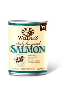 Wellness - Complete Health Wellness Ninety-Five Percent Salmon Recipe for Dogs