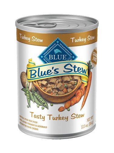 Blue - LPF Blue's Stew® Tasty Turkey Stew For Adult Dogs