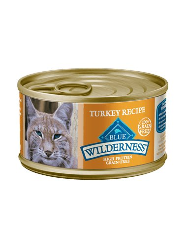 Blue - Wilderness BLUE Wilderness® Turkey Recipe For Adult Cats