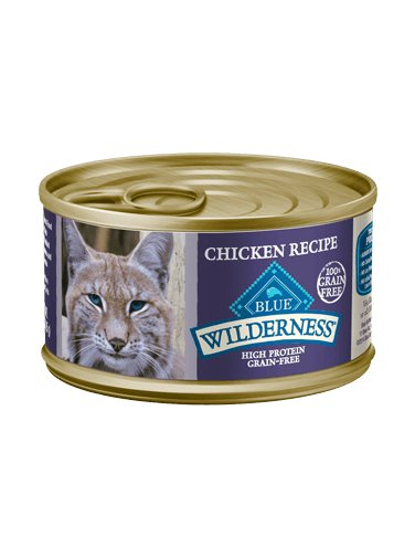 Blue - Wilderness BLUE Wilderness® Chicken Recipe For Adult Cats