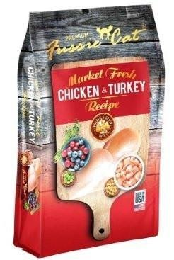 Fussie Cat Fussie Cat Dry Cat Food Chicken & Turkey