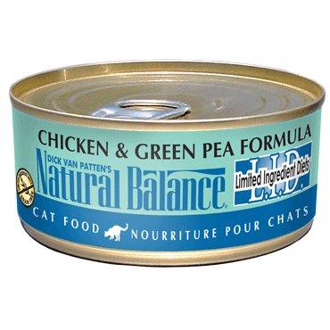 Natural Balance Natural Balance Cat Can LID Chicken 3 Oz.