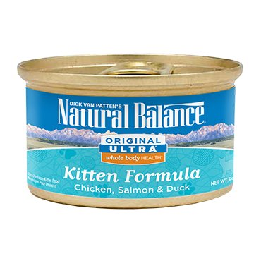 Natural Balance Natural Balance Cat Can Ultra 3 Oz.