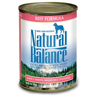 Natural Balance Natural Balance Dog Can Ultra Premium Beef