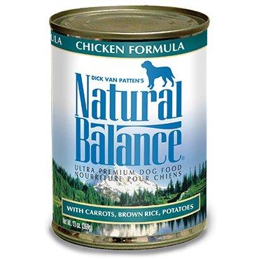 Natural Balance Natural Balance Dog Can Ultra Premium Chicken
