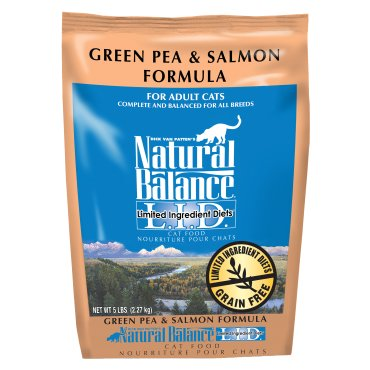 Natural Balance Natural Balance Dry Cat Food LID Pea & Salmon