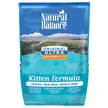 Natural Balance Natural Balance Ultra Kitten Food 2#