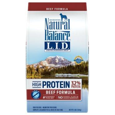 Natural Balance Natural Balance LID High Protein Beef