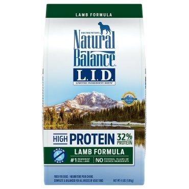 Natural Balance Natural Balance LID High Protein Lamb