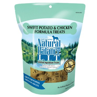 Natural Balance Natural Balance L.I.T. Treats Chicken & Potato