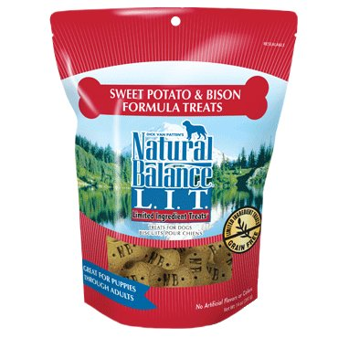 Natural Balance Natural Balance L.I.T. Treats Bison & Potato