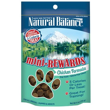 Natural Balance Natural Balance Mini Rewards Chicken 4oz.