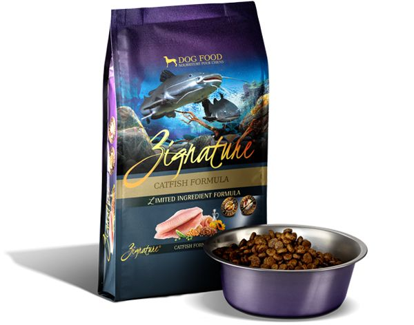 Zignature Zignature Catfish Dry Dog Food