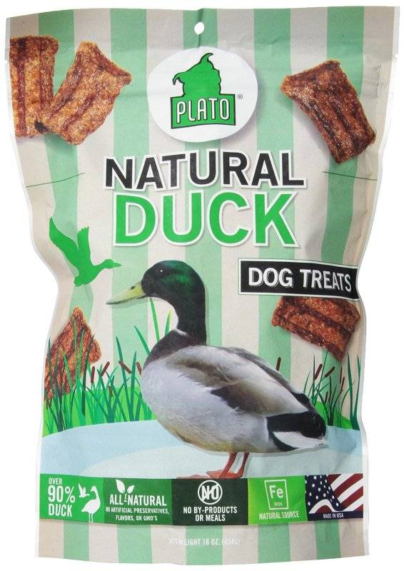 Plato Plato Natural Duck Strips