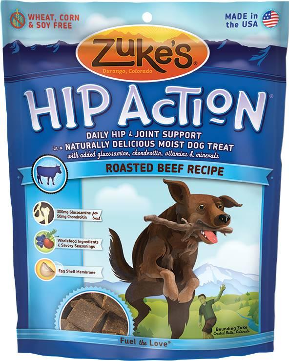 Zuke's Zuke's Hip Action Beef