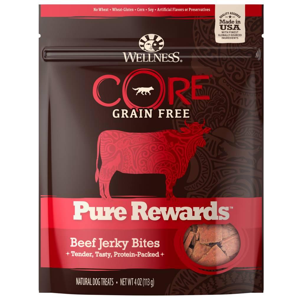Wellness - Core Wellness Core Pure Rewards Beef Jerky 4oz.