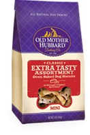 Old Mother Hubbard Old Mother Hubbard Biscuits X-Tasty Mini