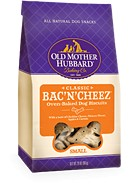 Old Mother Hubbard Old Mother Hubbard Biscuits Bacon/Cheese Mini 5 oz