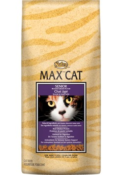 Nutro Max Max Cat Food Senior