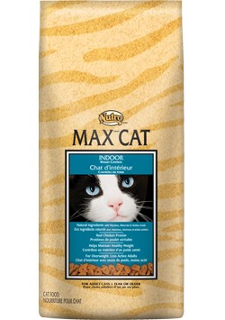 Nutro Max Max Cat Food Indoor Weight Control
