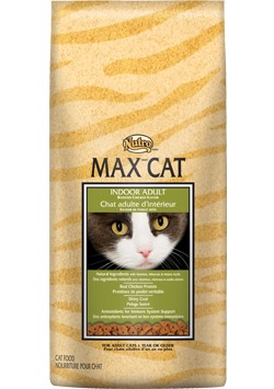 Nutro Max Max Cat Food Indoor Chicken