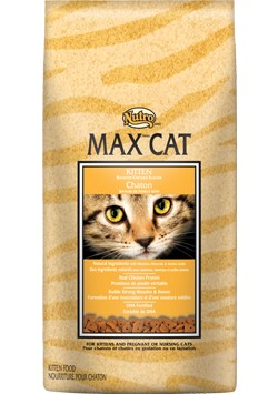 Nutro Max Max Cat Food Kitten