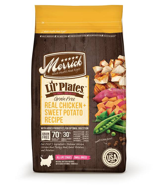 Merrick Merrick Lil' Plates Chicken & Sweet Potato