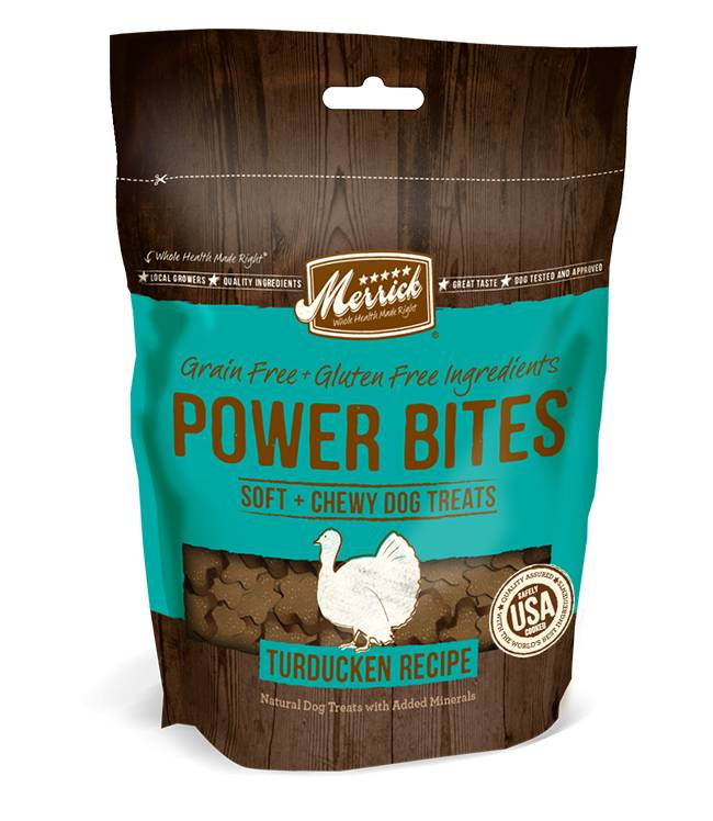 Merrick Merrick Power Bites - Turducken