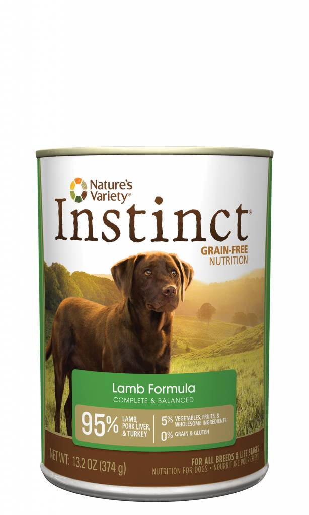 Natures Variety Natures Variety Instinct Can Lamb