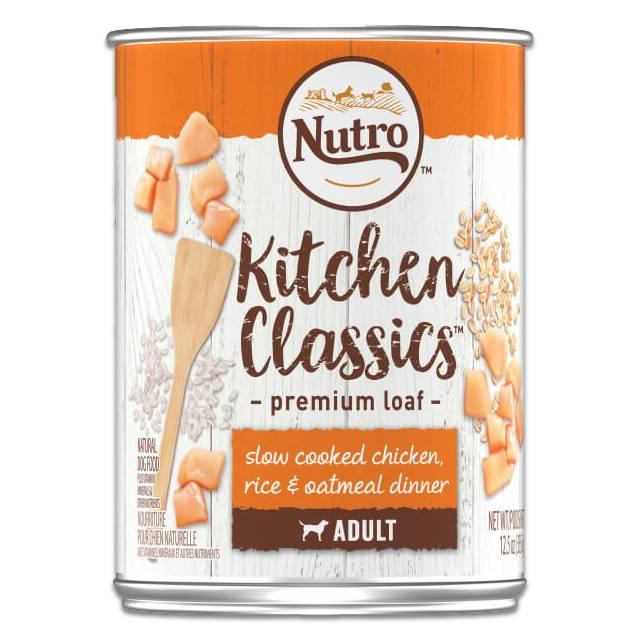 Nutro Nutro Dog Can 12.5 oz Chicken/Potato/Carrot & Pea Recipe